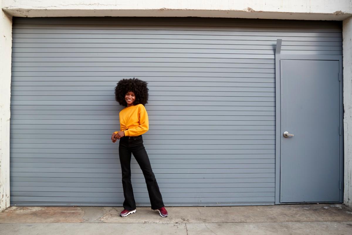 Mix & match: de juiste jas bij flared jeans ⮕ Wat is een