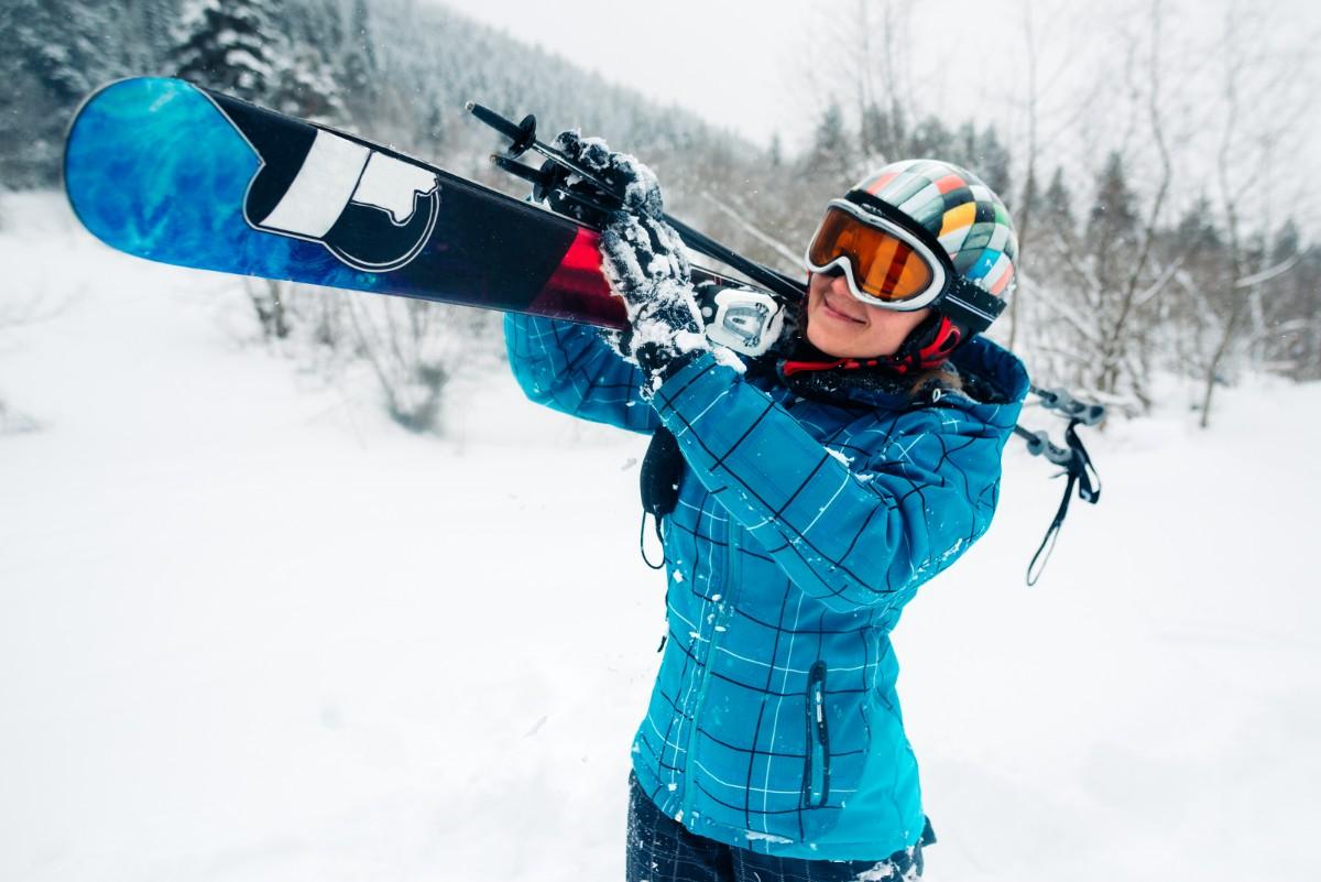 Waar moet een goede ski jas aan voldoen