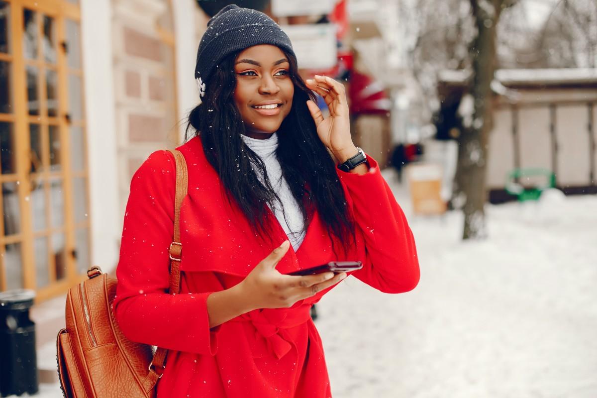 Ongekend Check de trend ⮕ Rode winterjassen combineer je zo TF-82