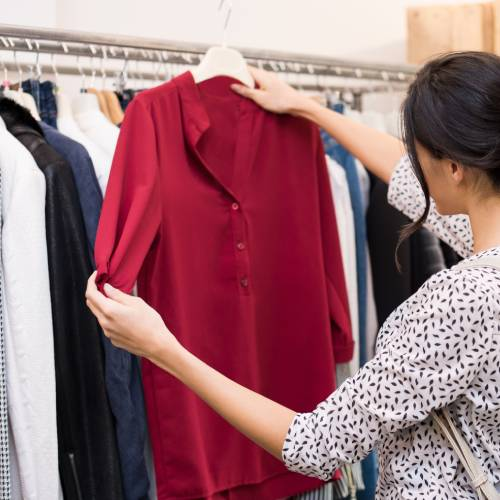 schrap kleding