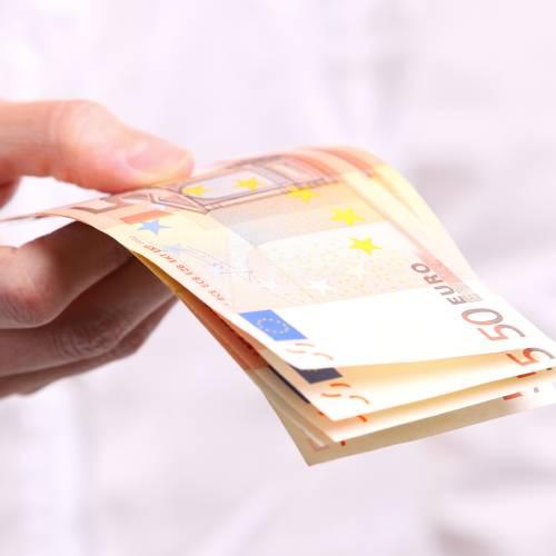 stap 4 - Ontvang het geld terug